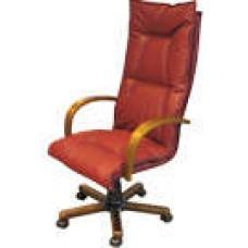 """Кресло для руководителя """"Вега"""" дерево"""