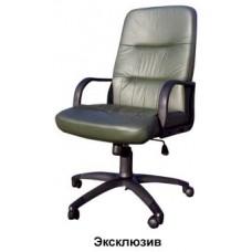 """Кресло для руководителя """"Эксклюзив"""" пластик"""