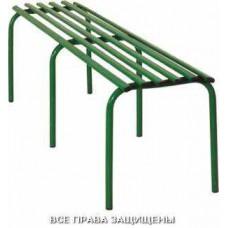Скамейка металлическая М111-06