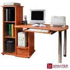 Компьютерный стол с пеналом СП-022