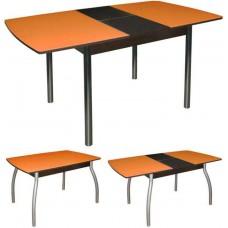 Стеклянный стол раздвижной М142.67