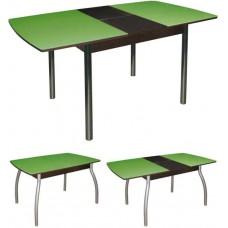 Стеклянный стол раздвижной М142.68